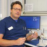GRN-Klinik Sinsheim bietet auch im Bereich der Knie- und Hüftendoprothetik Behandlungen auf höchstem Niveau