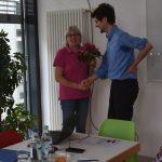 Sprecherwechsel bei der lokalen Agenda Gruppe Radwegenetz