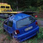 Sinsheim/Hilsbach: Autofahrerin kommt auf regennasser Fahrbahn ins Schleudern und überschlägt sich – Nachtragsmeldung