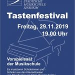 Tastenfestival an der Musikschule
