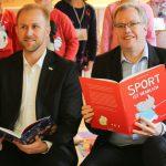Sport ist herrlich – Vorlesen auch