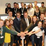 Startschuss für BNE-Schulnetzwerk in Klima Arena