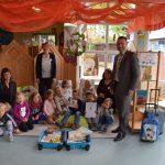 """Kindergarten Hilsbach/Weiler ist """"Buchkindergarten"""""""
