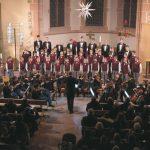 Adventskonzert mit der Jungen Philharmonie Rhein-Neckar und dem Knabenchor Dubna