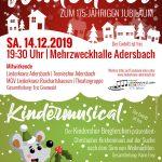 Kindermusical und Winterfeier