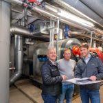 AVR Energie GmbH installiert neue Wärmeversorgung