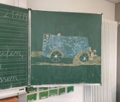 Schülerinnen und Schüler der Theodor-Heuss Grundschule werden Müllprofis