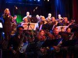 """Jahresabschlusskonzert der Big-Band """"Rhein-Neckar Jazz-Orchester"""""""
