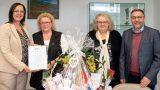 Brigitte Reschke in den Ruhestand verabschiedet