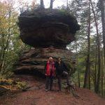 Felsen – Burgen – Hütten
