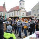 Weihnachtliches Treiben in Steinsfurt
