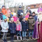 Der Weihnachtmann in Rohrbach