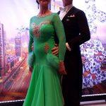 Ehepaar Mäurer vom TSC Rot-Gold Sinsheim erfolgreich auf internationalem Parkett