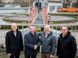 Neue Gesellschaft für kreisweite Klärschlamm-Entsorgung und Phosphor-Recycling geht 2020 an den Start