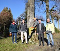 Angehende Fachagrarwirte zu Gast in Sinsheim