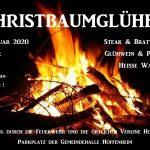 Christbaumglühen