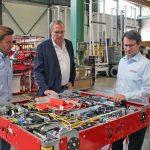 Zusammenarbeit von Sinsheimer Firma mit Forschungseinrichtung wird gefördert