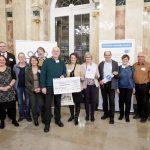 Newcomer-Preis (3.333,33 Euro) für Neckarbischofsheim