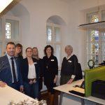 Eröffnung der Tourist-Info im Stadtmuseum stößt auf großes Interesse