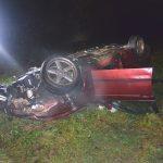Meckesheim: Auto schanzt auf B45 über Leitplanke