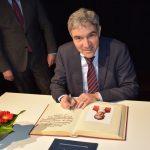 Professor Dr. Stephan Harbarth zu Gast beim Wirtschaftsforum