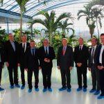 Guido Wolf besucht die Thermen & Badewelt Sinsheim
