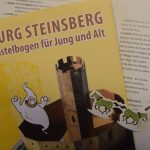 Burg Steinsberg im Miniaturformat