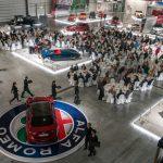 """Regionale Spezialitäten inmitten von """"Mythos Alfa Romeo"""""""