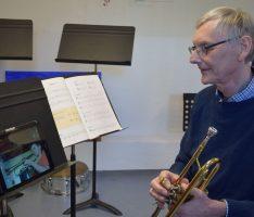 Musikschulunterricht online