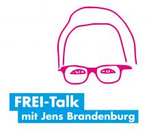 """""""FREI-Talk"""" mit Dr. Jens Brandenburg"""