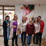 Fünf Jahre Schulpartnerschaft mit Ste.Marie-aux-Mines, Frankreich