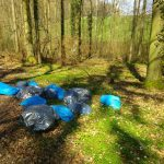 Wilder Müll zwischen Hoffenheim und Zuzenhausen unerlaubt entsorgt