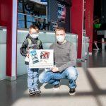 Museum begrüßt erste Besucher