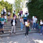 Landtagswettbewerb – Erster Preis ging an die Kraichgau-Realschule