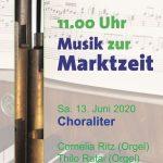 Musik zur Marktzeit