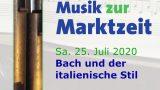 """""""Bach und der italienische Stil"""""""