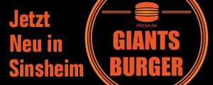 Giants Burger Sinsheim