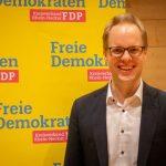 Dr. Jens Brandenburg MdB zum Bundestagskandidaten gewählt
