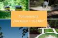 """Start der Sommerserie """"Wo sonst – nur hier"""""""