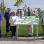 Sommersausflug der FDP Sinsheim-Kraichgau zur Klima Arena