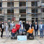 Dietmar Hopp Stiftung hilft in Hopps Heimatstadt behinderten Menschen und steuert 1,6 Mio€ bei