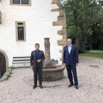Krebsbachtalbahn als großartige Chance für die Region