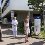 GRN-Klinik Sinsheim ist zentrale Infrastruktureinrichtung für die Region