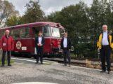 Revitalisierung der Krebsbachtalbahn in der Diskussion