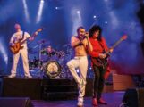 A Night of Queen in Sinsheim performed by The Bohemians