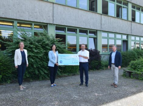 Dietmar Hopp Stiftung spendet 5 Millionen Euro für die Baumaßnahme
