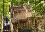 Baustart für 40 neue Baumhäuser in Tripsdrill
