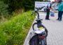 Östringen: Radfahrer alleinbeteiligt gestürzt