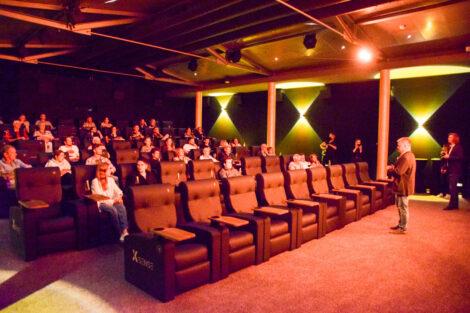 Xsense beim Citydom: Im Sinsheimer Kino sitzt man exklusiv wie nirgends sonst