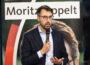 Vollgas geben für das Direktmandat: CDU-Bundestagskandidat Moritz Oppelt zu Wahlkampf-Endspurt in Sinsheim